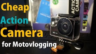 Cheapest Action Camera | iMars W9S+ | Banggood Review
