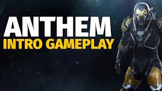 Anthem: The First 26 Minutes on PC
