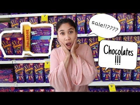 LIFE IN AUSTRALIA   SARAP MAMILI NG CHOCOLATES!!