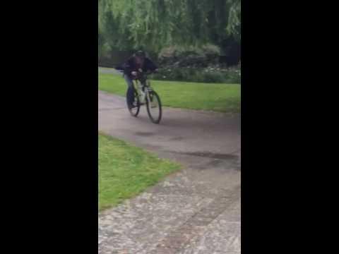 Stair bikes