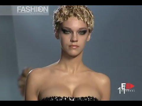 ZUHAIR MURAD Fall 2009/2010 Haute Couture Paris - Fashion Channel