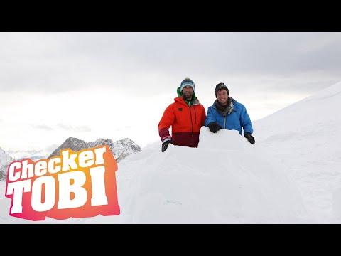 Der Iglu-Check | Reportage für Kinder | Checker Tobi