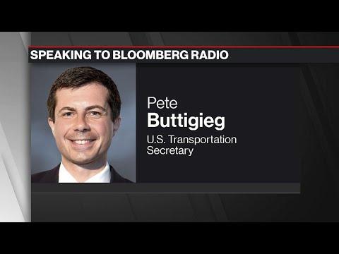 Sec. Buttigieg on Stimulus Bill, Infrastructure, Gas Tax