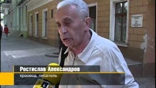 Сюжет Л.Леонидовой о названиях улиц Одессы