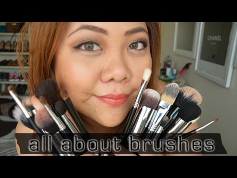 ALL ABOUT BRUSHES - My Faves and How to Clean!