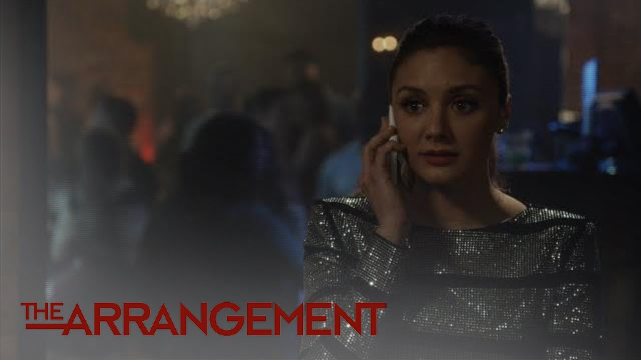 Download Kyle West Catches His Assistant Zach on a Burner Phone   The Arrangement   E!