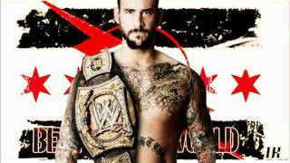 CM Punk Theme Song 2011 Cult of Personality [DL]