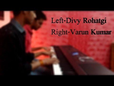 Hamari Adhuri Kahani (Arijit Singh) - DUET PIANO COVER