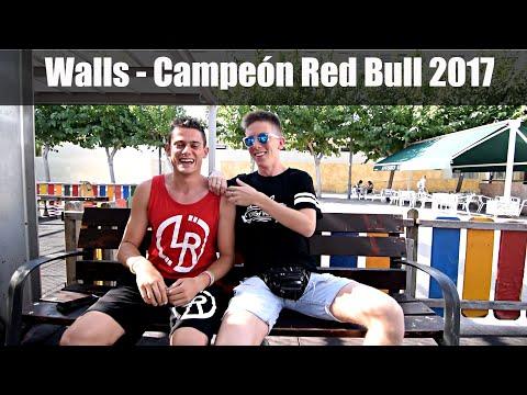 Entrevista a WALLS -  CAMPEÓN RED BULL Barcelona 2017