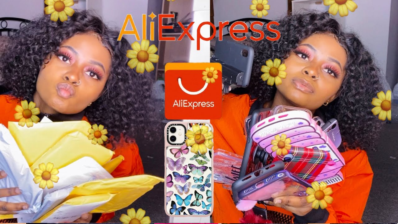Unboxing cheap iPhone cases From AliExpress