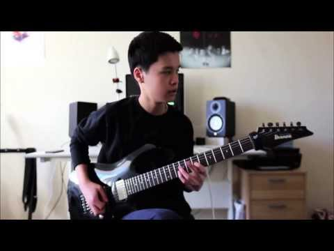 August Burns Red - Provision Guitar Cover by Ryan Siew