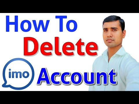 How To Delete imo Account | imo Account Kaise Delete Karen | Technical Rabbani