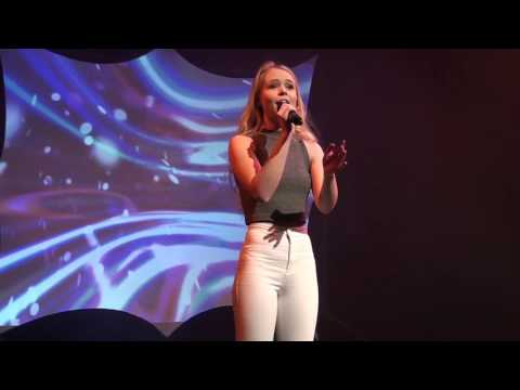 BEAUTIFULLY UNFINISHED – ELLA HENDERSON performed by LAUREN at the Hayes Area Final of Open Mic UK