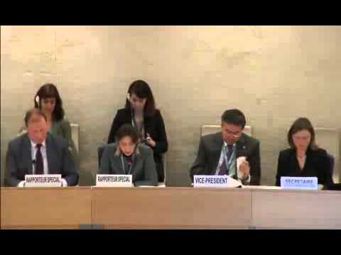 Summary account of the discussion on UAE by HRC-18.06.2015