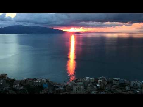 Sony Xperia Z1 Amazing Sunset