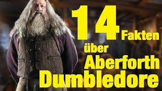 14 FAKTEN über Aberforth DUMBLEDORE ⚡
