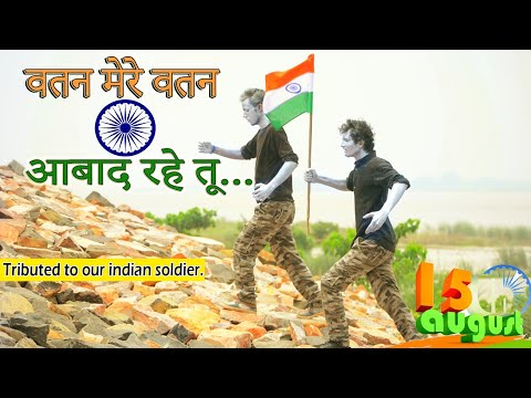 Watan Ki Ulfat | Best Robotic Dance In Bihar | Dance by Rahul raj , Danny Dancer
