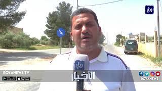 الحفر والمطبات تعيق استخدام  الشوارع الرئيسية في دوقرة في محافظة اربد - (30-3-2018)