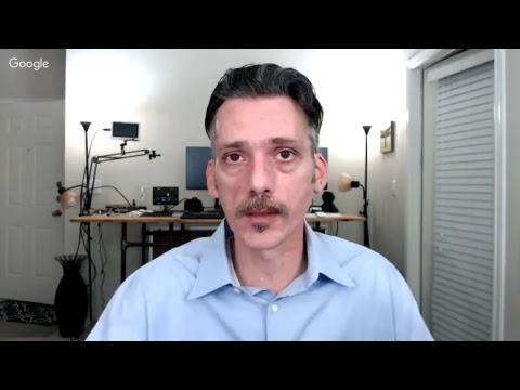 En vivo hablando de #Bitcoin y #Criptomonedas - Abril 9, 2018