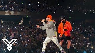 Yandel + @Bad Bunny - X100PRETOUR 2019 (Tampa, Fl)