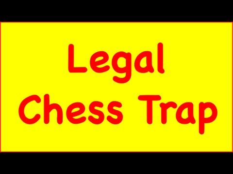 Chess Traps #5: Legal Trap - Philidor Defense