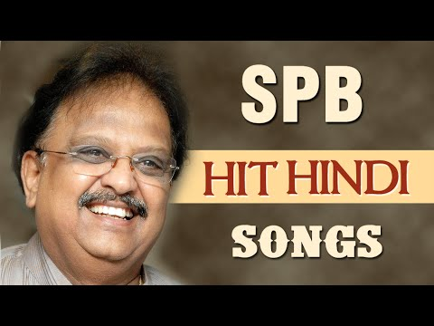 S P Balasubramaniam Hindi Songs Jukebox | Superhit SPB Hindi Songs Collection