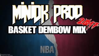 MiX Dembow BasketBall Fase 2.0 -Escuadron Del Panico ((Prod.Minidk )) Dembow 2017