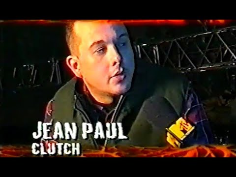 Clutch - Copenhagen 09.02.1996 (TV) Live & Interview