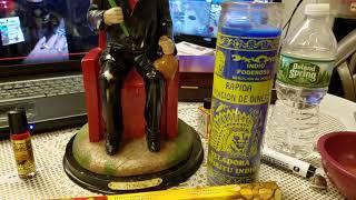 Dinero llama Dinero Ritual con San Simon