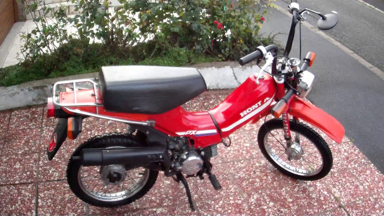 Ongekend Honda PX à vendre - YouTube WO-39