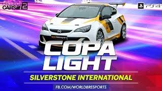 COPA LIGHT | SILVERSTONE INTERNATIONAL - 5ª ETAPA - 6ª TEMP. - 🌎 WorldBR E-Sports 🌐
