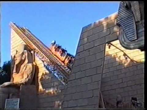 Ramses del parque de atracciones zaragoza youtube - Parque atracciones zaragoza ...