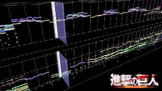 Repeat youtube video 【オーケストラ】進撃の巨人OPメドレー「自由への進撃」(Orchestral arrange