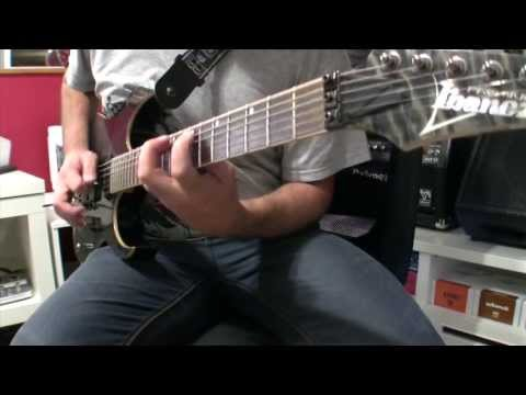 Cool Phrases Guitar Solo