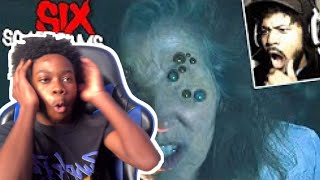 CORYXKENSHIN - 6 Scary Short Films YOU SHOULD NOT WATCH ALONE [SSS #046] REACTION