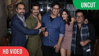 uncut - Rangbaaz – A ZEE5 Success Party | Aahana Kumra, Saqib Saleem, Ranvir Shorey