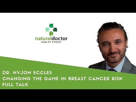 CHANGING THE GAME IN BREAST CANCER RISK : Screening & Health [FULL TALK]