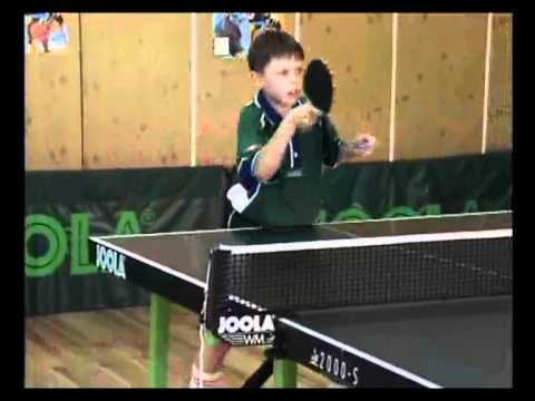 Table Tennis Coaching. Настольный теннис Часть 4