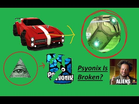 """Evidence that """"They"""" Have Influenced Rocket League!"""