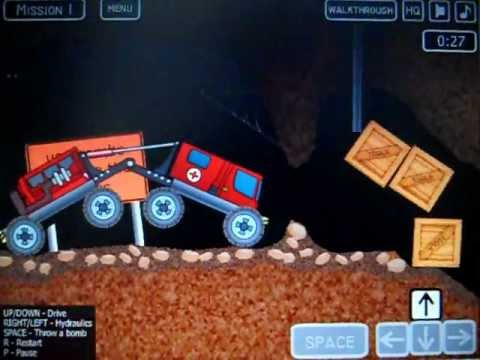 Mountain rescue driver 3 video walkthrough youtube.