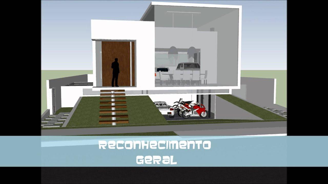 Fabuloso Apresentação Projeto de Arquitetura - Gustavo Baeta - YouTube FI75