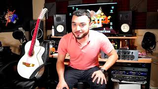 Jesus Sevillano VS Takamine EF381DX ( guitarras y mas)
