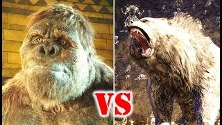 Gigantophithecus Vs Cave Bear Who Would Win?