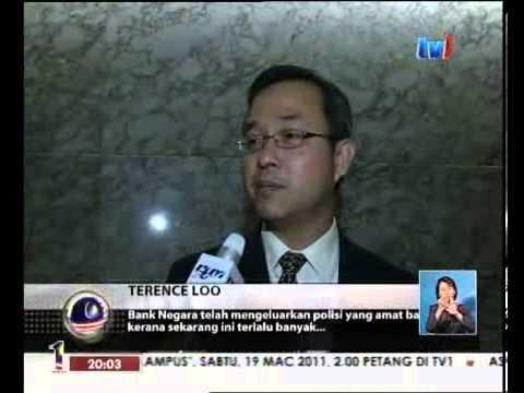 Berita Nasional - 18 Mac 2011 (Kad Kredit & Muflis)