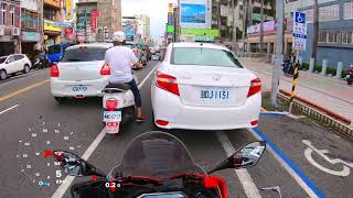 台南三寶日常 Tainan Rider Vlogs Vol 11