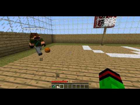 Minecraft ModSpotlight Sports Mod