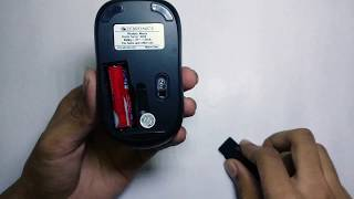 2 4 GHZ wireless mouse Zebronics Ride wireless optical mouse Review Unboxing VMK
