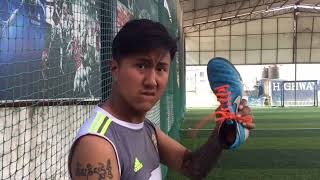 Types of Football Player  Ming Sherap