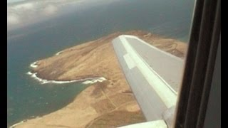 Boeing 767-300   Take off from Las Palmas Gran Canaria