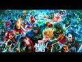 Global Launch Marvel Battle Lines Day 1